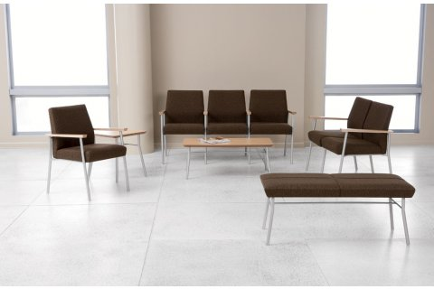 Mystic Reception Furniture by Lesro