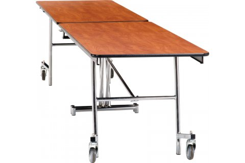 NPS Mobile Folding Cafeteria Tables