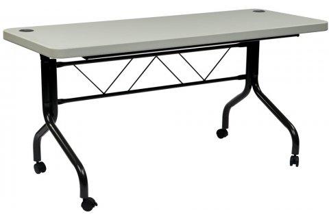 Office Star Flip Top Training Tables