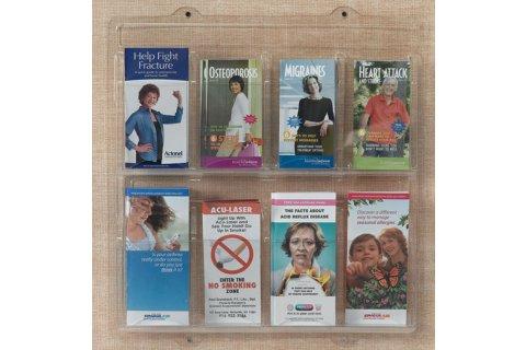 Clear Vu Pamphlet Displays