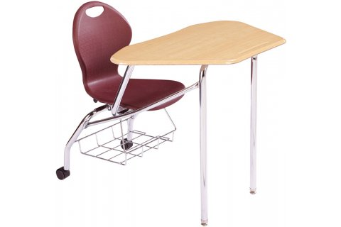 Petal Unity Collaborative Chair Desks by Academia