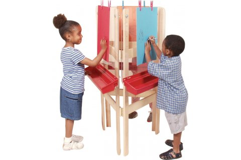 3-Way Adjustable Easels