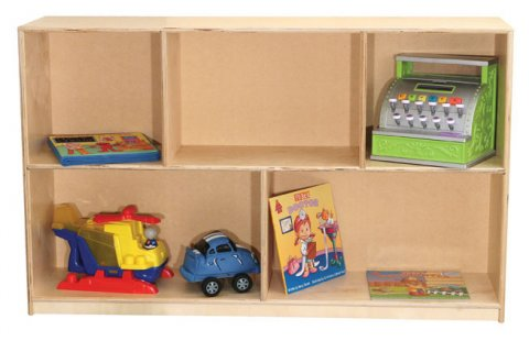 Wooden Mobile Storage Units