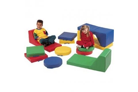 Preschool Loungers and Cushions