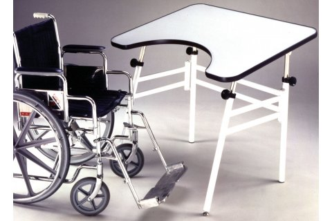 Reflex Wheelchair Tables