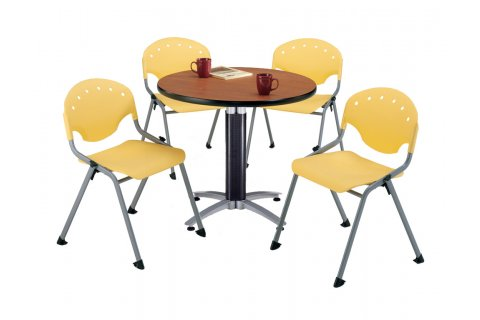 Rico Stack Chairs and Tables