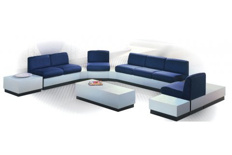Rotunda Reception Furniture By High Point