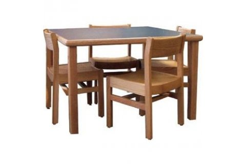Russwood Providence Square Library Tables
