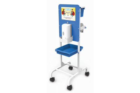 Hand Sanitizer Stations by Copernicus