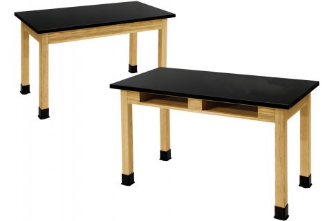 30H Science Bio Solid Phenolic Top Lab Tables by NPS