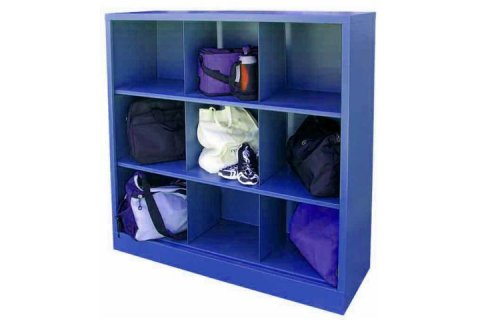 Steel Cubby Units