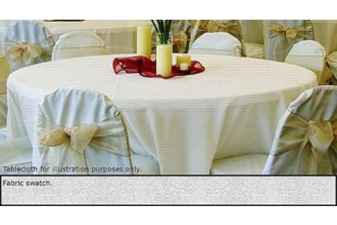 Light Spun Poly Tablecloths and Napkins
