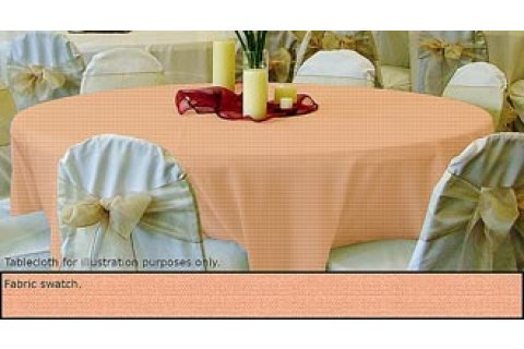 Woven Poly Tablecloths and Napkins