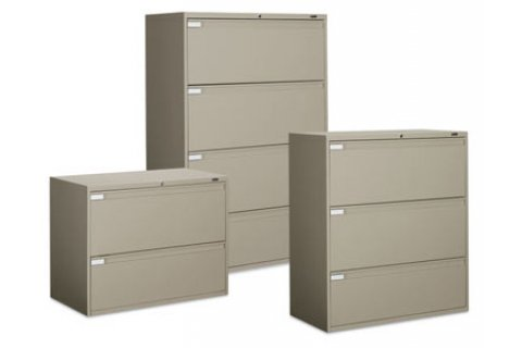 Full Pull Lateral File Cabinet By Global