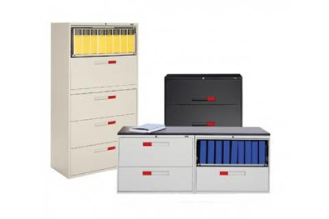 Standard Lateral Files