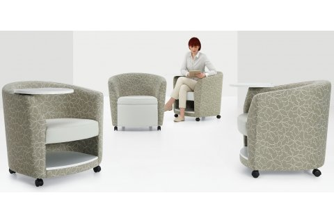 Sirena Soft Seating by Global