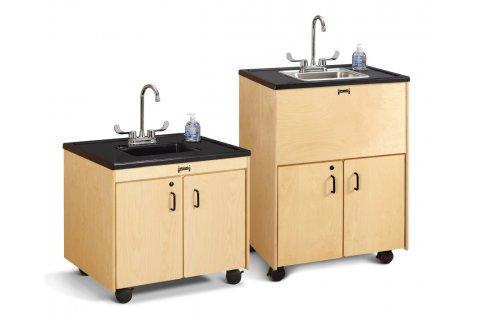 Clean Hands Helper Portable Sinks by JontiCraft