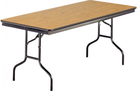Rectangular Laminate Plywood Core Tables