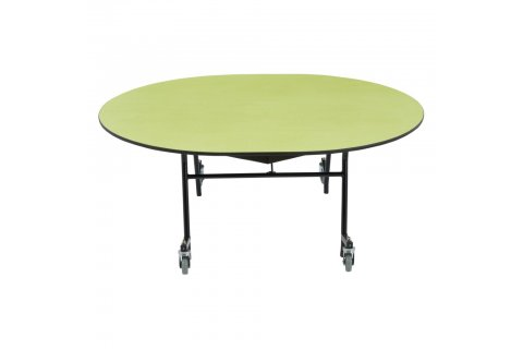 NPS Easy Fold Cafeteria Tables - Painted Frame