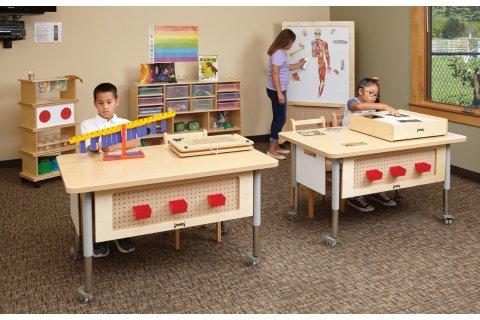 JontiCraft STEAM Learning Classroom Furniture