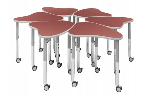 Academia Synergy Collaborative Desks