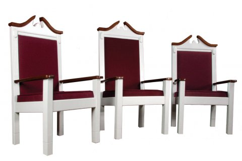 Chancel & Pulpit Furniture by Imperial Woodworks
