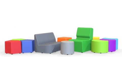 Tenjam DuraFlex Soft Seating