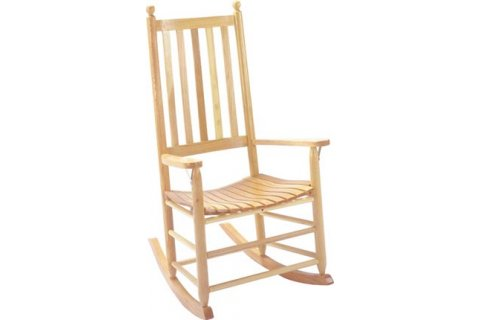 Solid Wood Jumbo Rocking Chairs
