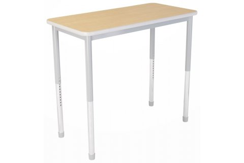 Dura Series Heavy Duty Adjustable Standing Classroom Tables