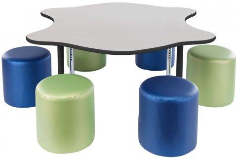 Adam Collaborative Classroom Tables