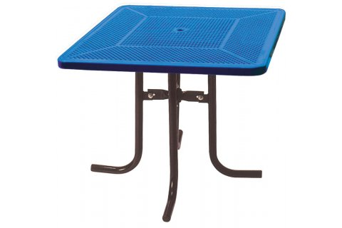 Thermoplastic Food Court Chairs And Tables Outdoor