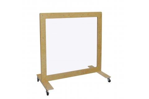 See-Thru Room Dividers by Wood Designs