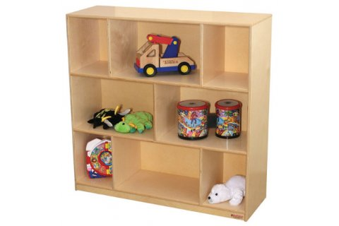 Shelf Units and Cubbies