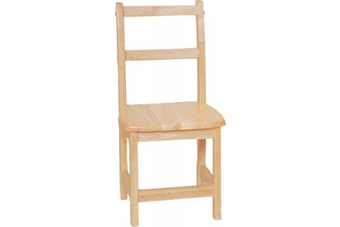 Early Learning Wood Chairs Twin Packs