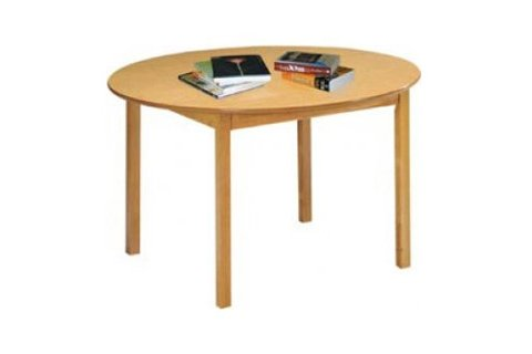Round Wood Library Tables. Round Wood Library Tables  Library Tables