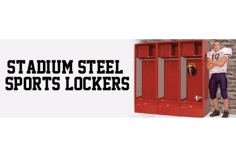 Stadium Steel Sports Lockers