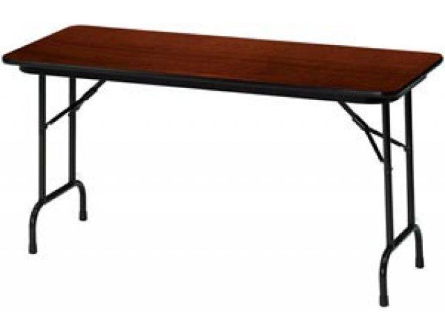 Laminate Top Rectangular Folding Table 72