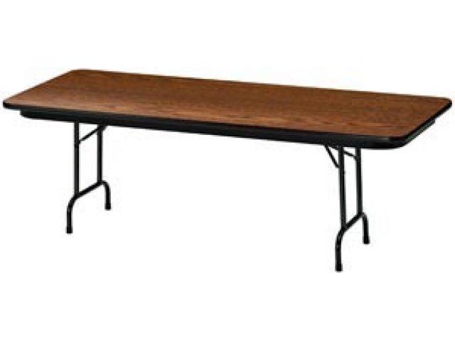 Laminate Top Rectangular Folding Table 96
