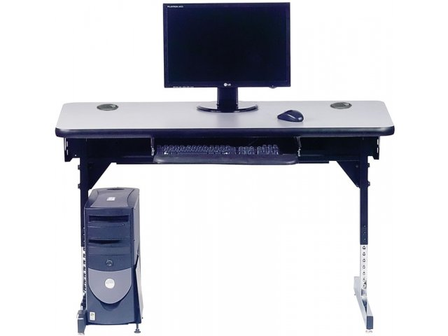 Beau 8700 Series Adjustable ADA Classroom Computer Table