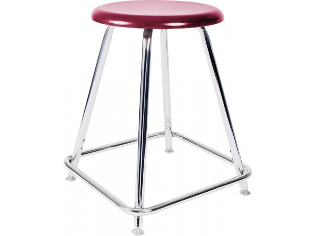 Adjustable Lab Stool with Hard Plastic Seat  sc 1 st  Hertz Furniture : lab stools adjustable - islam-shia.org