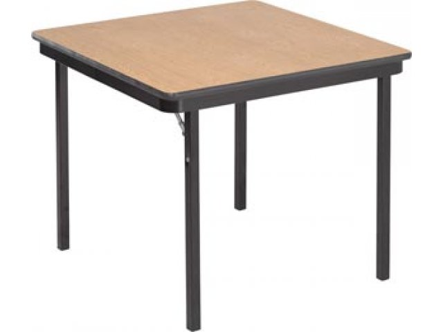 Square Folding Table   Plywood Core
