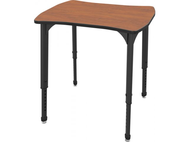 Collaborative Student Desks ~ Apex adjustable collaborative school desk student