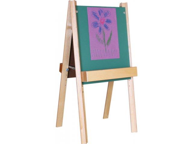 Deluxe Chalkboard Easel Art 18975 Easels