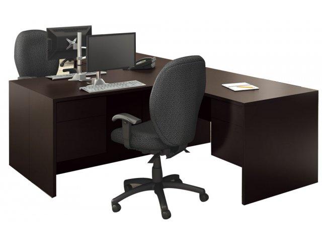 genoa l shaped office desk left return b 662l office desks