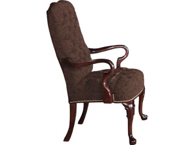 Bedford Gooseneck Guest Chair In Grade 1 Bed 4053 1