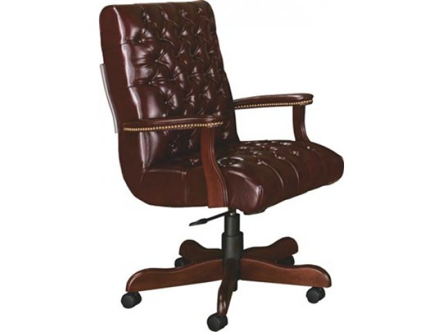 bedford scoop office chair w casters in gr 1 bed 4161