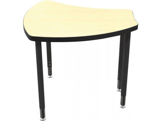 "Balt Shapes Collaborative School Desk 29""x27"" BLT 1331"