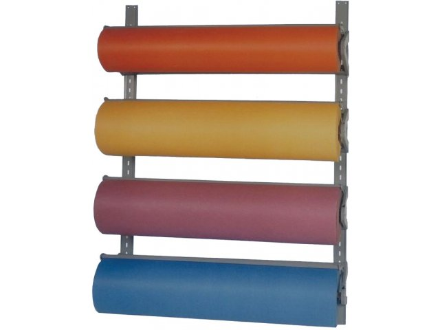 Horizontal 4 Roll Paper Dispenser Wall Rack Bmn T293 Paper Storage