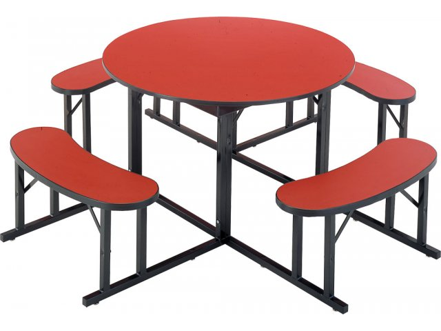 Round Cafeteria Table 48 Quot Dia Cafeteria Tables