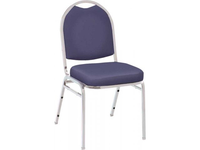 Hertz Customer Service Chat >> Dome Top Custom Vinyl Stacking Chair, Chrome BSC-915-CHR-V, Stacking Chairs